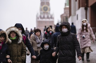 Russia Set To Deport Foreigners With CoronaVirus