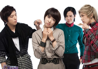 Download Drama You're Beautiful Subtitle Indonesia batch