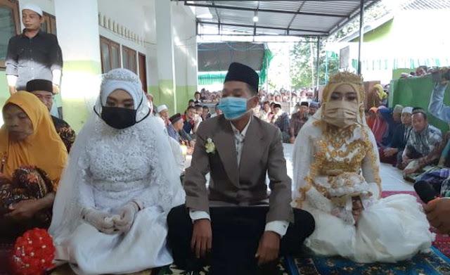 Jadi Cibiran Tetangga Karena Nikahi 2 Wanita Sekaligus, Saeful: Ini Bukan Dosa, Ini Halal