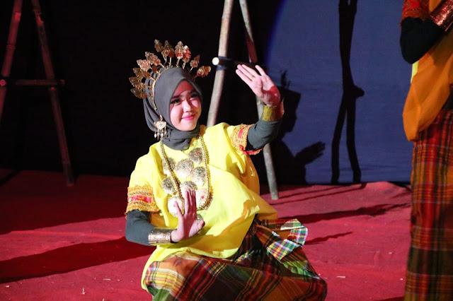 Buka Malam Kesenian, Sekda Soppeng Harap Pemuda Ikut Melestarikan Budaya Leluhur