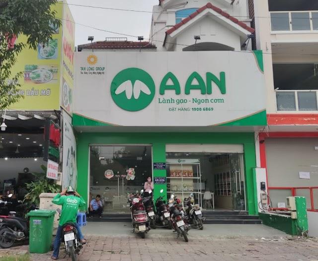 Địa chỉ cửa hàng gạo A AN: 41 Song hành, An Phú, Quận 2