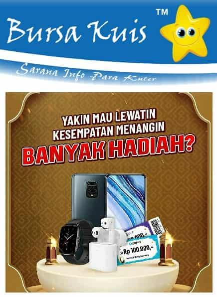 Kuis Online Terbaru Berhadiah Smartphone