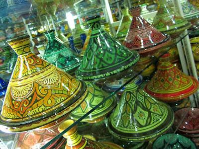 Tajines en Marrakech