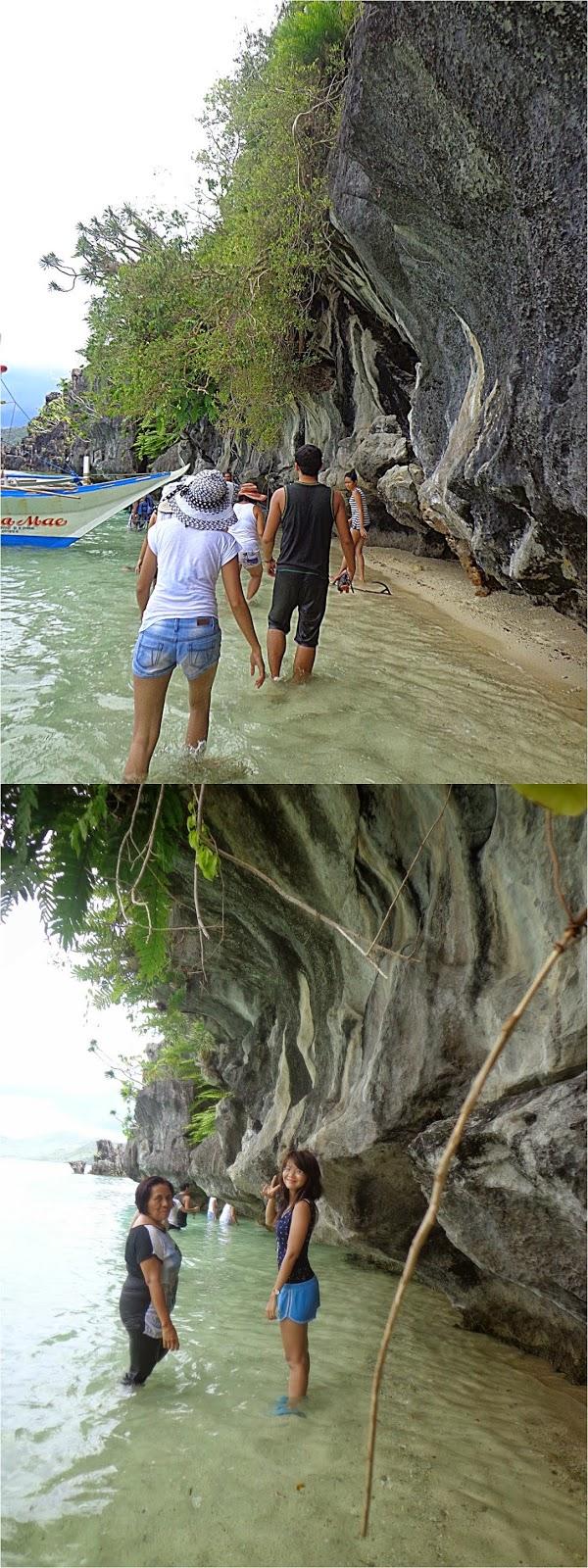 Cadugnon Island, El Nido Palawan