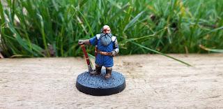Otherworld Dwarf Fighter