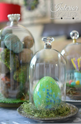 easy how to make diy glass cloches
