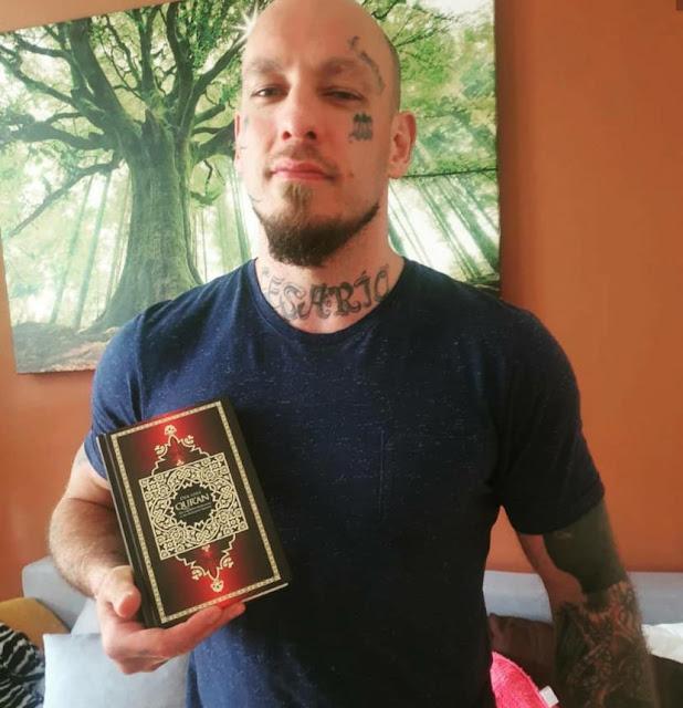 Berkah Corona, Pegulat MMA Ini Akhirnya Masuk Islam