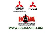 Loker Jogja dan Magelang Sales Executive di PT Borobudur Oto Mobil