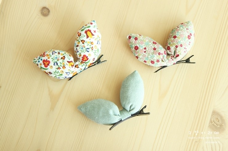 Rabbit Ears Simple Hairpin Hair Accessories