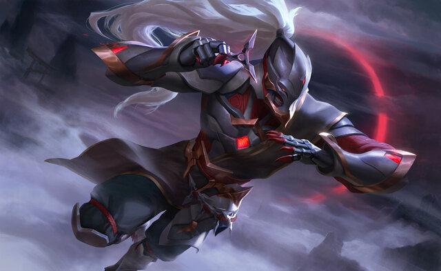 hero dragon lane support aov