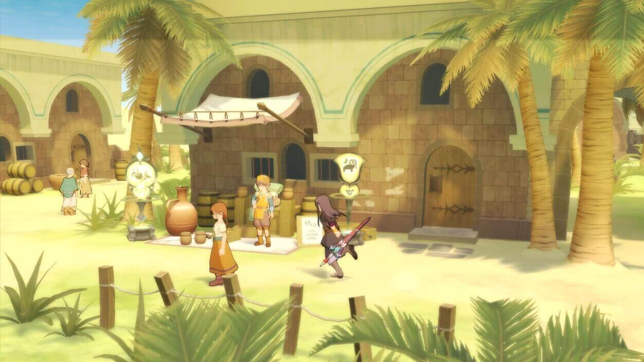 Tales Of Vesperia: Definitive Edition Update 1.2 Will Release On 7 March