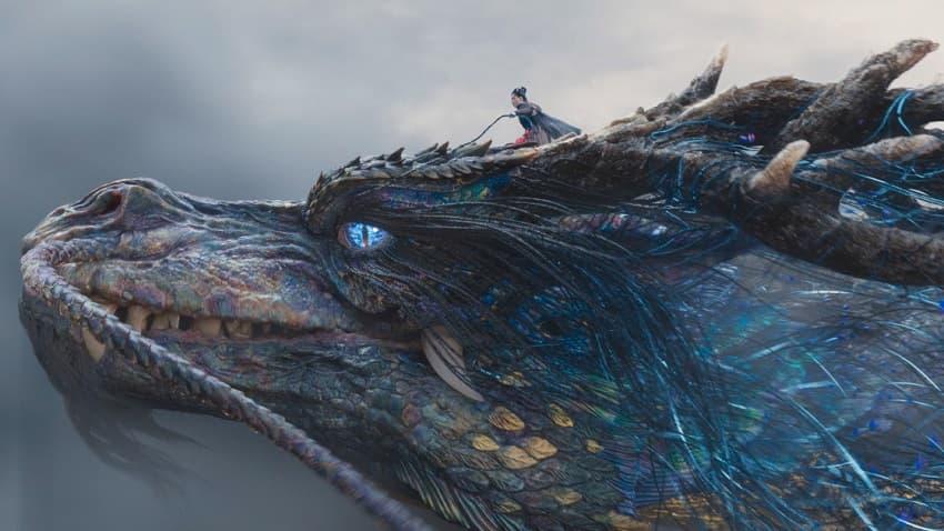 Рецензия на фильм «Тайна печати дракона» - Из производственного ада в кассовый провал
