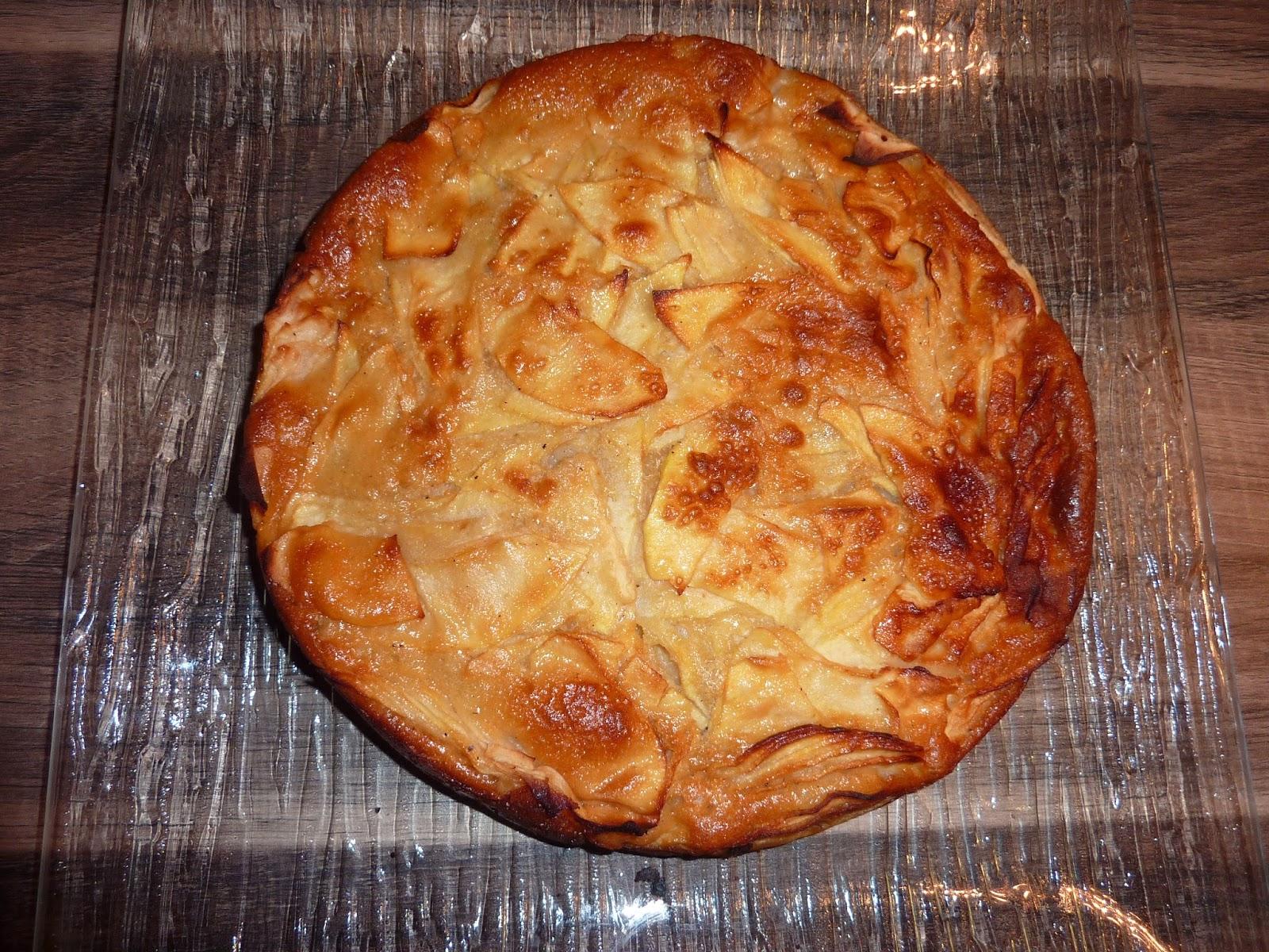Très Le gâteau invisible aux pommes - Weight Watchers Propoint | De la  EK66