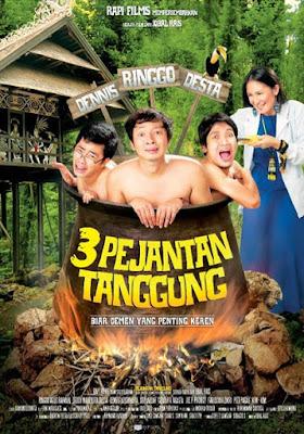 3 Pejantan Tanggung Poster