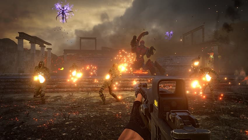 Рецензия на игру Serious Sam 4 - одновременно хороший и ужасный шутер - 03