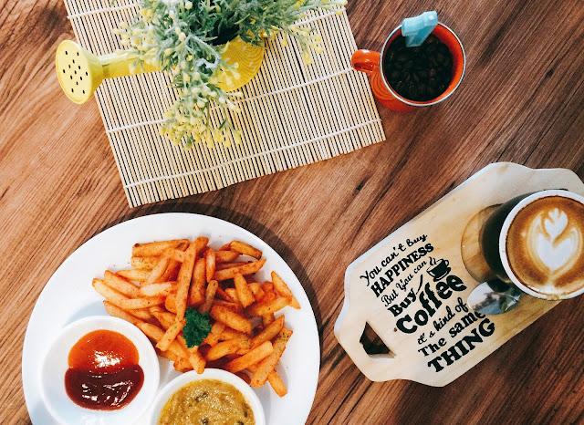 kafe instagramable di bekasi