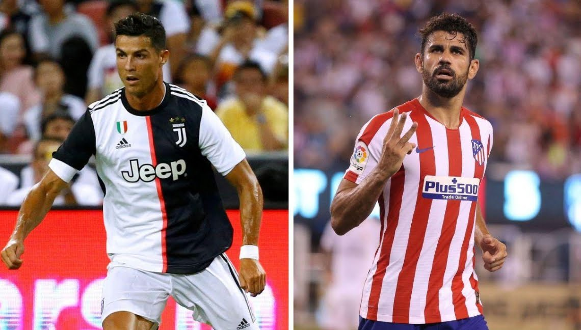Dove Vedere JUVENTUS ATLETICO MADRID Streaming Gratis Rojadirecta Diretta Video Gol Highlights.