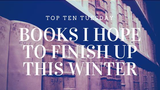 Winter TBR - TTT on Reading List