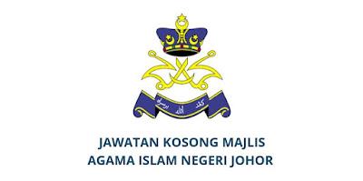 Jawatan Kosong Majlis Agama Islam Negeri Johor 2020 (MAINJ)