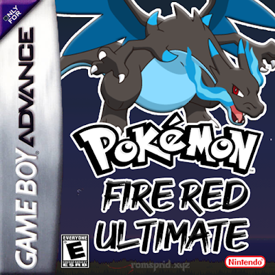 Pokemon Fire Red Ultimate GBA ROM Hack Download