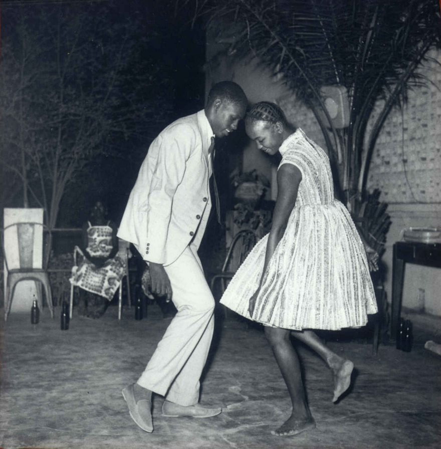 #39 Nuit De Noel, Malick Sidibe, 1963 - Top 100 Of The Most Influential Photos Of All Time