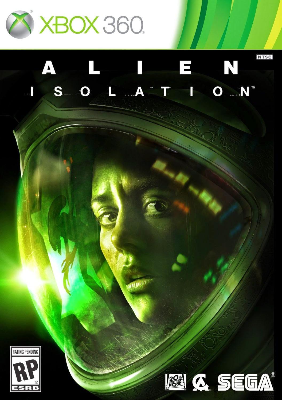 Cover Caratula Alien Isolation XBOX 360
