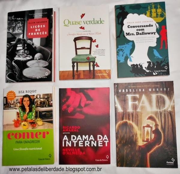 Livros Editora Casa da Palavra