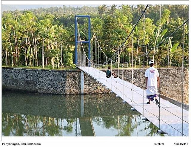 Ini Sosok Toni Ruttiman dengan 61 Jembatan yang Telah Dibangunya di Seluruh Pelosok Indonesia