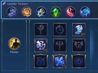 Eudora's item Strongs after being overhauled