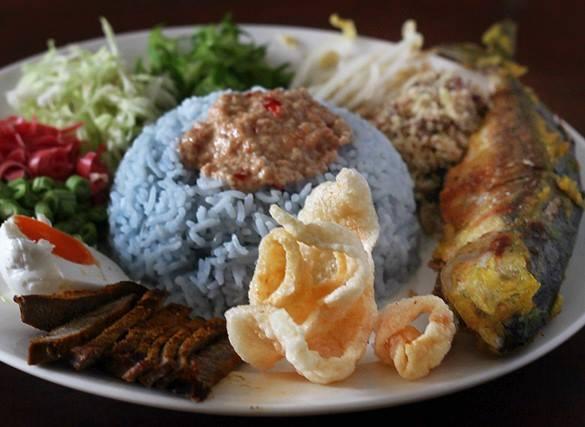 resepi nasi kerabu