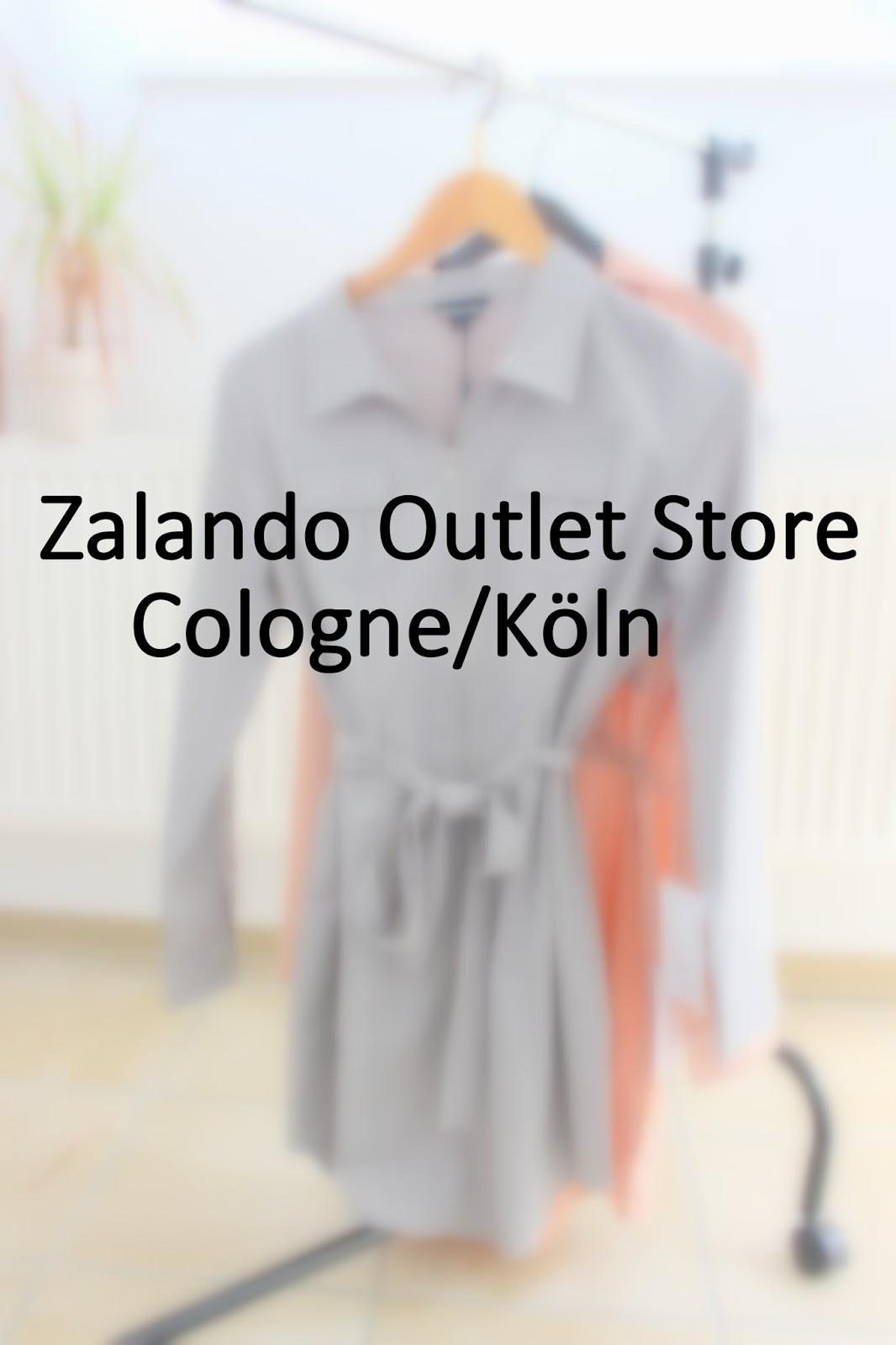 Was gibt es im Zalando Outlet Köln