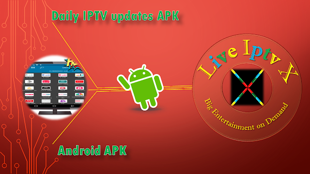 Daily IPTV Updates APK