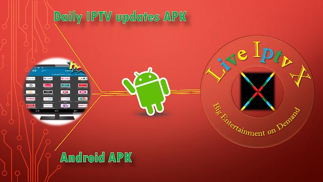 Daily IPTV Updates APK