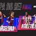 ESPN Brasil transmite com exclusividade a final da Copa do Rei entre Barcelona e Athletic Bilbao
