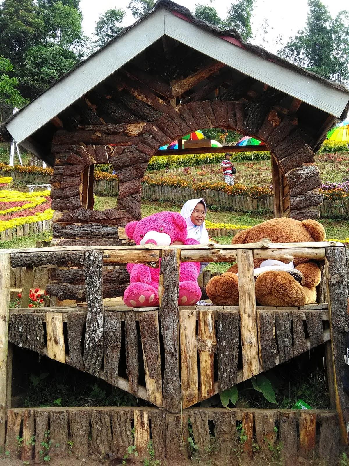 Rainbow Garden Kutabawa - Lasmicika
