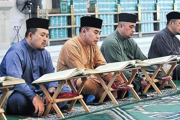 amalan-amalan saat bulan ramadhan