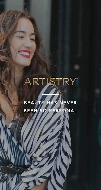 aplikacja artistry virtual beauty