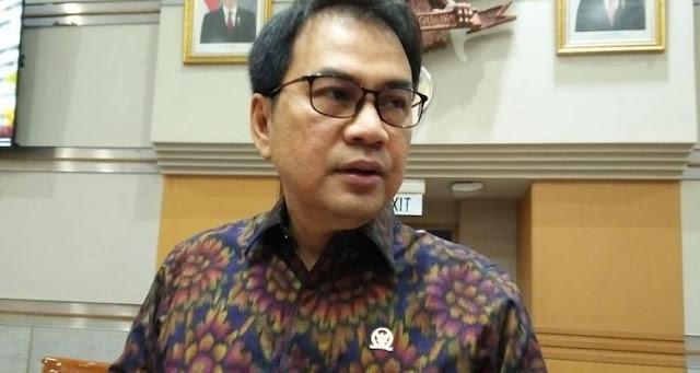 Azis Syamsuddin: Draf UU Omnibus Law Tidak Dicetak