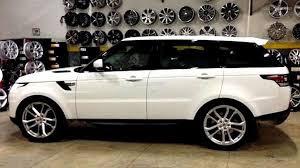 Carros Novos Ranger Rover Sport Branca