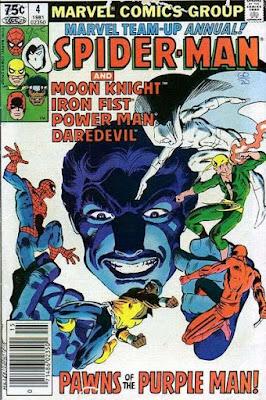 Marvel Team-Up Annual #4