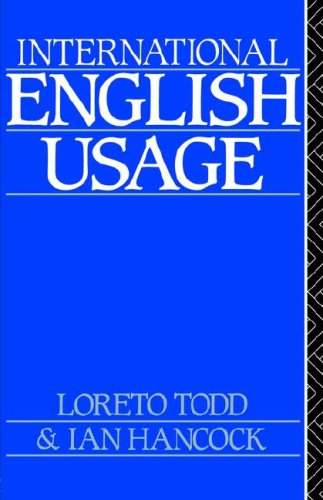 International-English-Usage-Ian-Hancock-Lorento-Todd