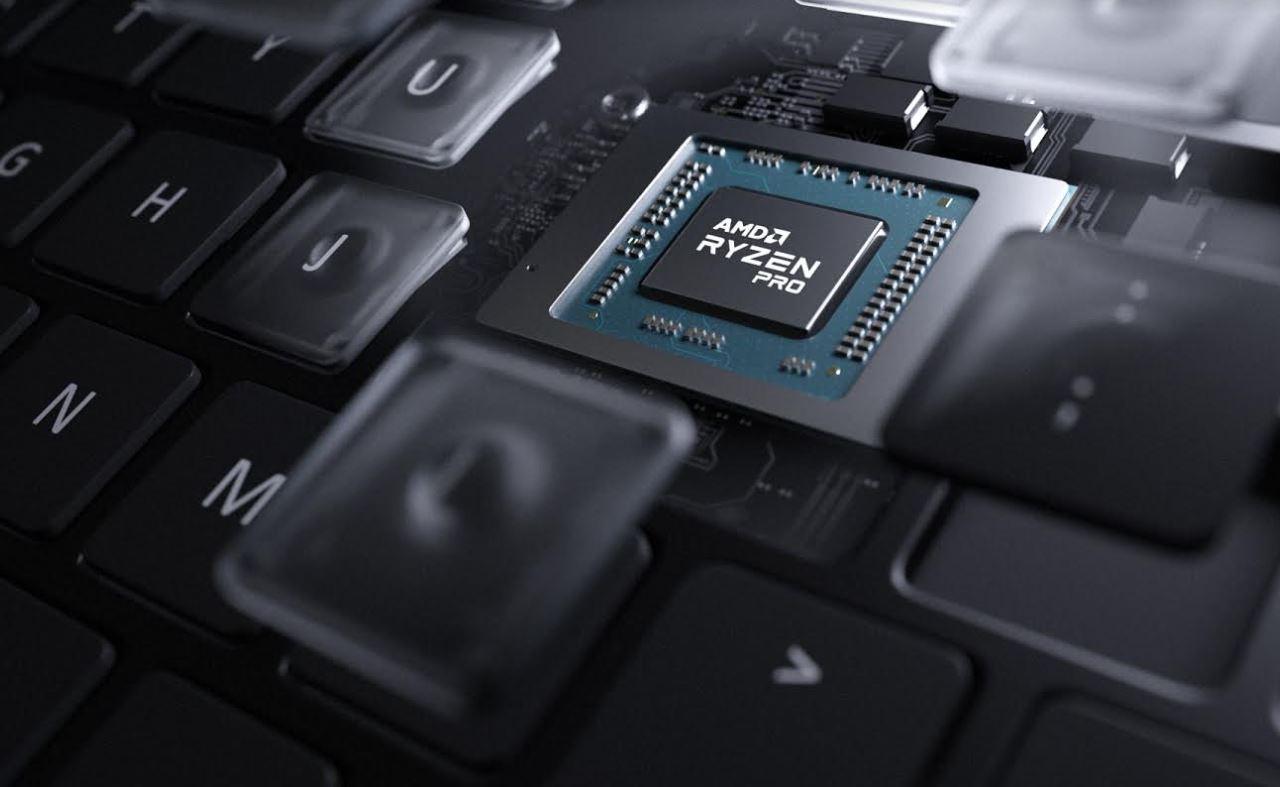 Prosesor Mobile AMD Ryzen PRO 5000 Series untuk Bisnis Diperkenalkan