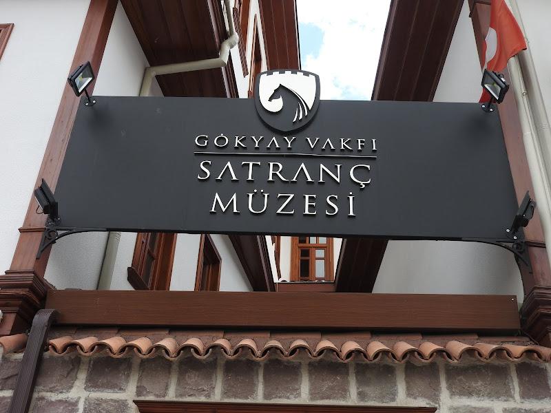 Gökyay Vakfı Satranç Müzesi Ankara