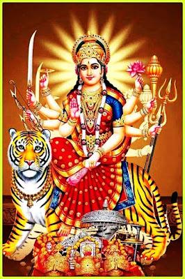 hindu devi durga photo download