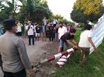PT LIN Penuhi Tuntutan Warga, Plang yang Dipasang Akhirnya Dibuka