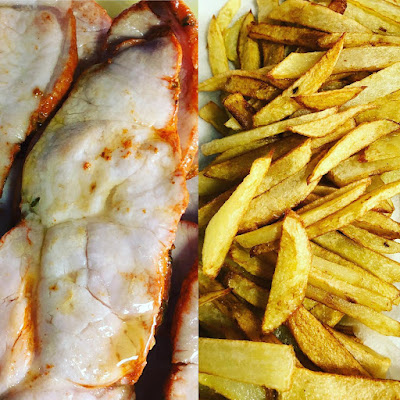 Lomo-patatas-fritas