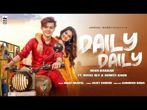 DAILY DAILY LYRICS BEAT – NEHA KAKKAR