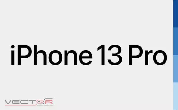 iPhone 13 Pro Logo - Download Vector File Encapsulated PostScript (.EPS)