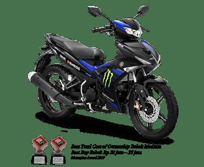 Spesifikasi, Fitur, dan Warna Yamaha MX King 150 Monster Energy