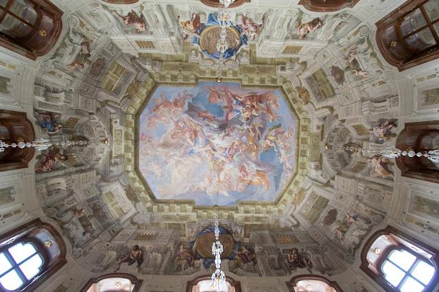 Castello del Belvedere-Vienna